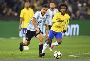 Argentina enfrentará a Brasil en octubre