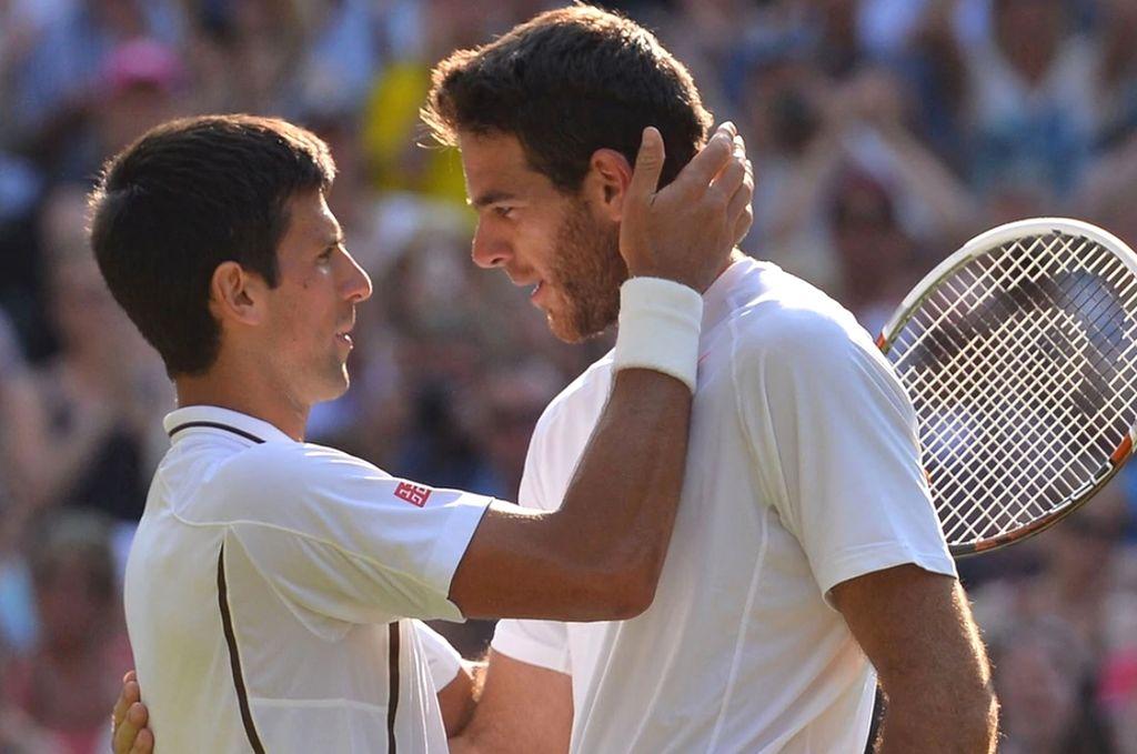 Jugarán la final del US Open este domingo a las 17 horas de Argentina. Crédito: Internet