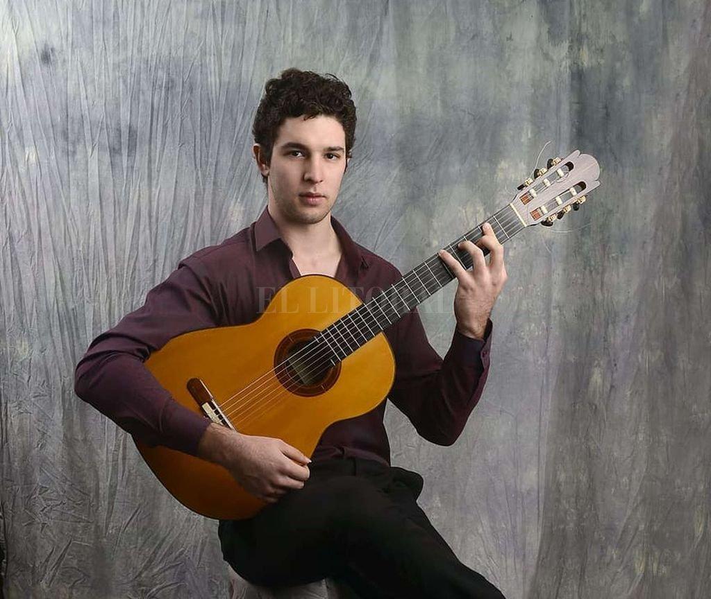 El guitarrista Ariel Ojeda dará a conocer las canciones correspondientes a su segundo disco. Crédito: Gentileza producción