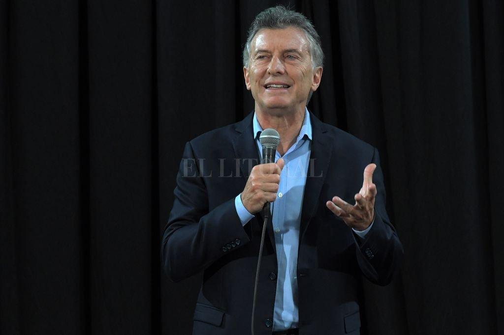 El presidente Macri volverá a encontrarse con Donald Trump. <strong>Foto:</strong> Archivo. Daniel Dabove.