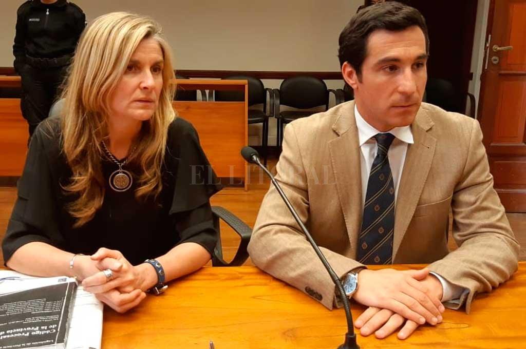 Los fiscales del MPA pedirán prisión perpetua tanto para la madre como a su pareja por el asesinato del niño.  <strong>Foto:</strong> Prensa MPA