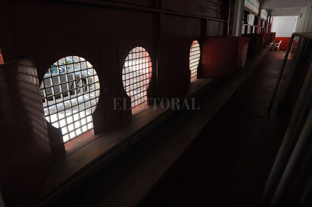 Boleterías del Club Unión. <strong>Foto:</strong> Flavio Raina