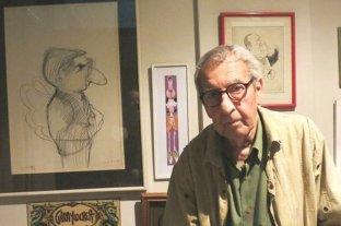 Murió el humorista gráfico Carlos Garaycochea