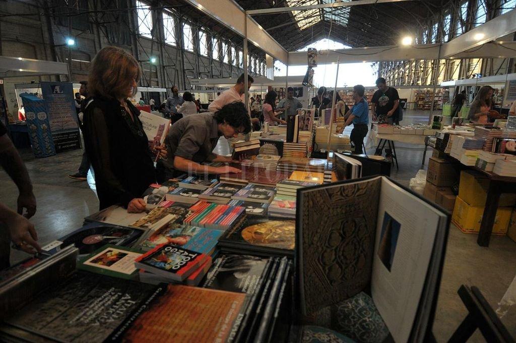 La Estación Belgrano volverá a ser el escenario de un encuentro con los libros, sus hacedores, y otras expresiones artísticas. <strong>Foto:</strong> Gentileza Cultural Municipal