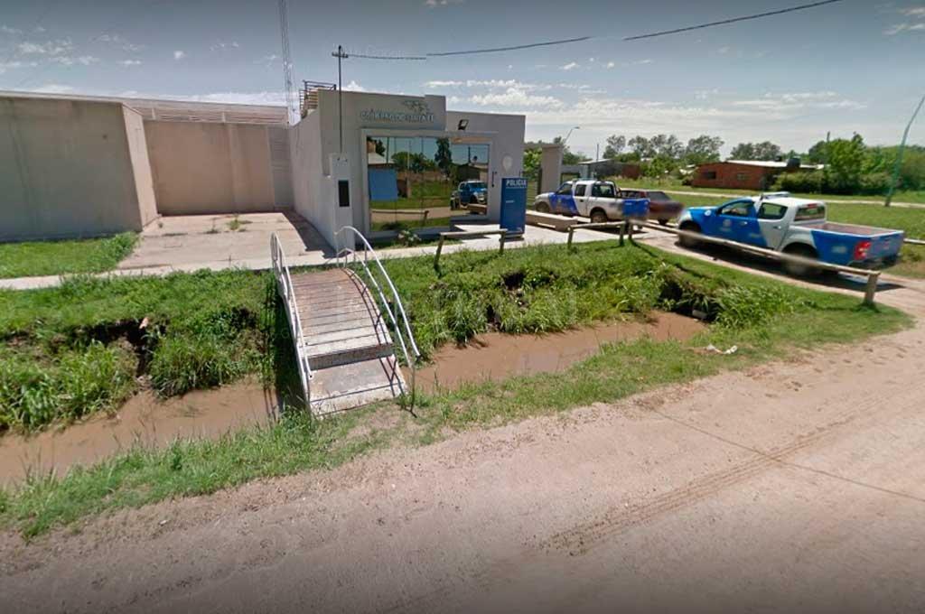Los detenidos fueron llevados a la Subcomisaría 16, de la ciudad de Santo Tomé Crédito: Captura de Pantalla - Google Street View