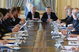 Macri recibe a gobernadores para seguir discutiendo el Presupuesto 2019