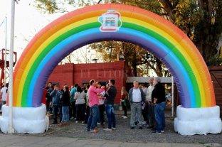 Gálvez: Provincia inauguró la casa Centro de Día LGBTIQ+