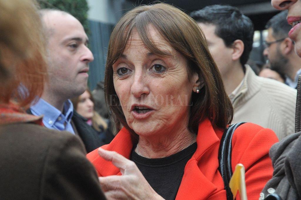 Alicia Ciciliani, ministra de la Producción de la provincia. <strong>Foto:</strong> Archivo El Litoral