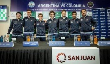 Copa Davis: La tarea del triunvirato argentino