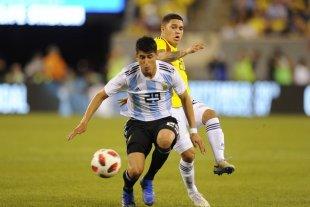Argentina y Colombia igualaron 0 a 0