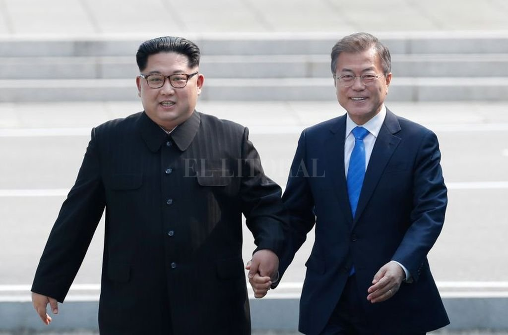 Corea del Sur y Corea del Norte inauguran conjuntamente una oficina