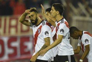 River derrotó a Platense por Copa Argentina