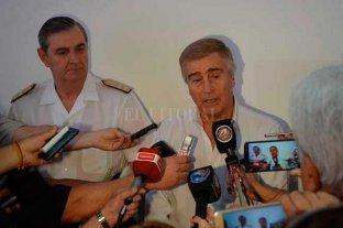 """Aguad dijo que las esperanzas de encontrar el ARA San Juan están """"intactas"""" -  -"""