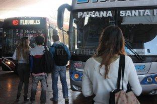 Defensa del Consumidor interviene en el reclamo por el servicio entre Paraná y Santa Fe