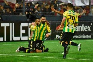Aldosivi sigue sorprendiendo y venció a Estudiantes