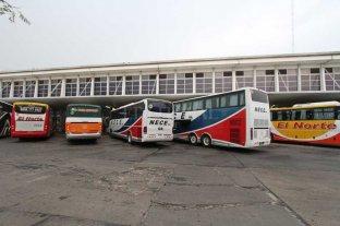 Licitan obras para refaccionar la calle interna de la Terminal de Ómnibus
