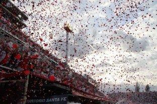 """""""El estadio está perfectamente habilitado"""", dicen en Unión"""