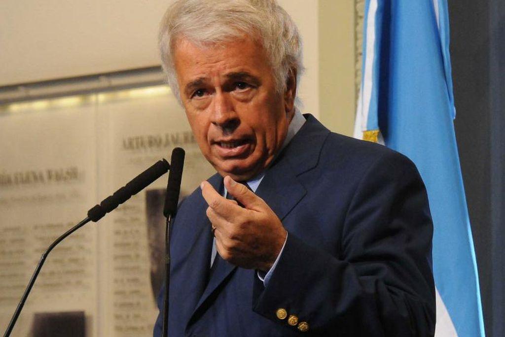José Manuel De la Sota ingresó en la política a los 24 años. Crédito: Internet