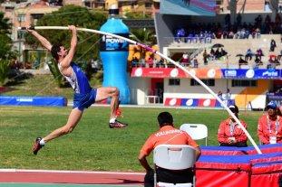 Chiaraviglio no compitió en Bolivia porque faltaban los colchones para amortiguar las caídas