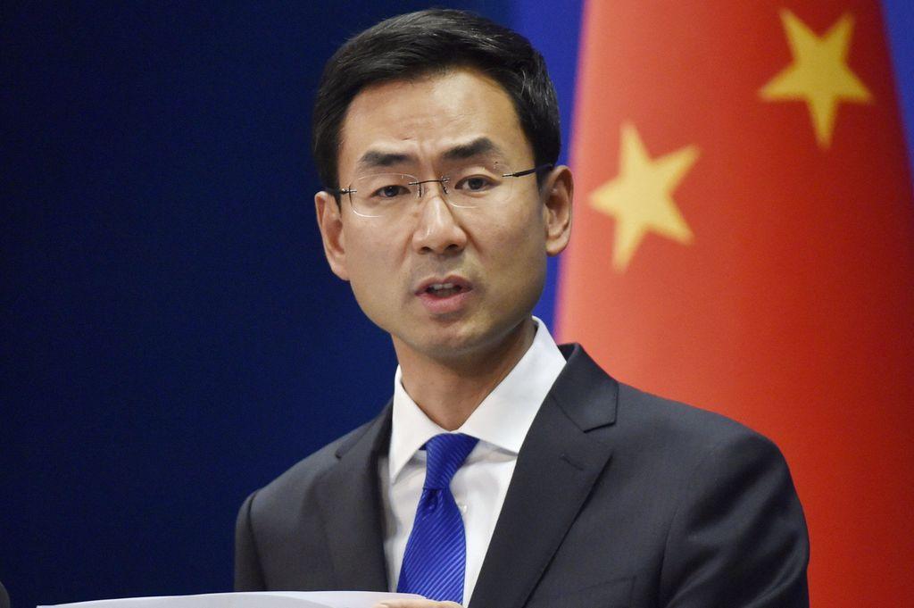 La portavoz del Ministerio de Comercio chino, Geng Shuang, subrayó hoy en Pekín que la República Popular responderá con