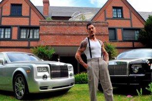 Los hijos de Ricardo Fort pusieron a la venta el emblemático Rolls Royce Phantom