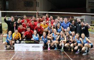 Copa Santa Fe: Villa Dora y Colón se coronaron en la primera edición