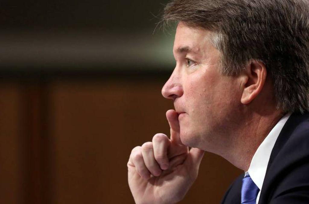 Acusado de supuesto acoso sexual — Brett Kavanaugh