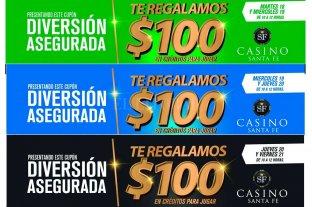 Casino Santa Fe premia a los lectores de El Litoral -  -