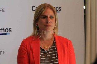 Scaglia niega que la Nación  haya cancelado obras de  Jardines para Santa Fe - Gisela Scaglia, diputada nacional por Santa Fe (Cambiemos), rechazó la información que divulgó el Ministerio de Educación de la provincia. -