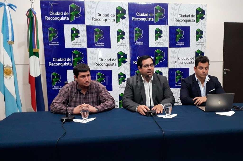 En medio de la crisis, en Reconquista anuncian una baja en los impuestos municipales