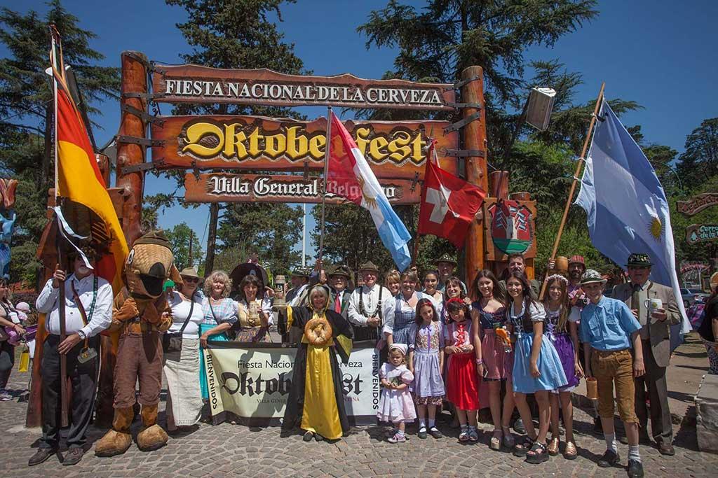 Llega la 55° Oktoberfest en Villa General Belgrano