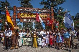 Llega la 55° Oktoberfest en Villa General Belgrano -  -