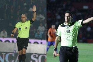 Abal será el árbitro de Colón-Godoy Cruz y Tello de Racing-Unión