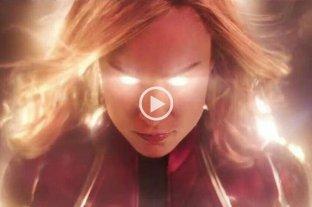 """Difunden el primer tráiler de """"Captain Marvel"""", la nueva gran superheroína de Hollywood"""