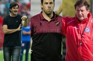 3 equipos de la Superliga se quedaron sin DT en las últimas horas -  -