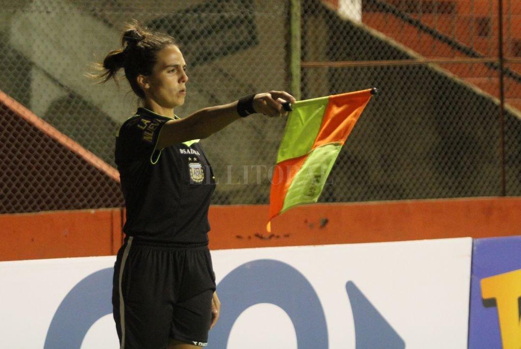 La santafesina Nadya Chiariotti será nuevamente asistente en la B Nacional