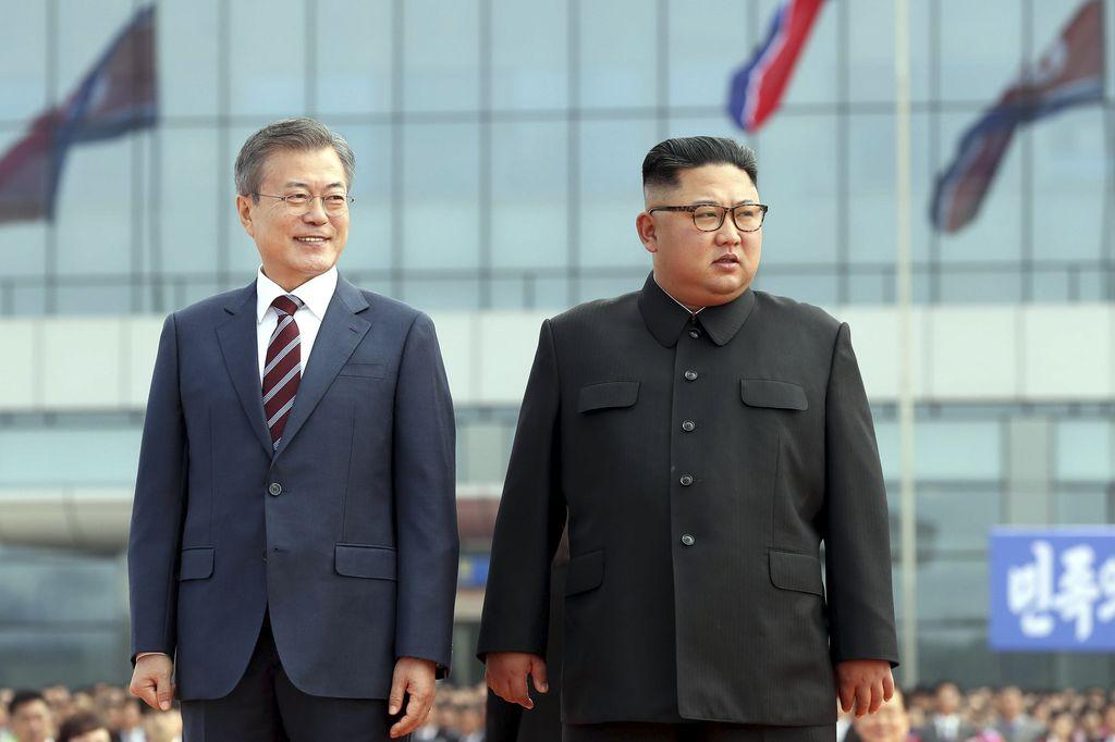 Las dos Coreas acordaron