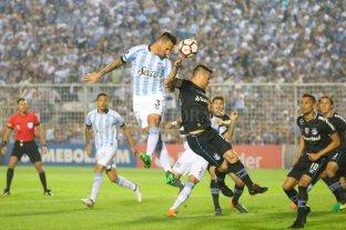 Atlético Tucumán perdió ante Gremio por la Copa Libertadores