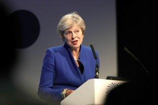 """May reclamó a la Unión Europea concesiones en las negociaciones del """"Brexit"""""""