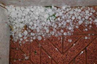 La tormenta también afectó a Paraná