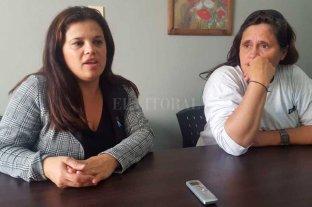 Monitoreaban desde hace 10 años a la familia del padrastro de Jorgito - En alza. Natalia Angulo y Carina Depaoli se mostraron preocupadas por la delicada situación económica que se atraviesa, ya que -aseguran- contribuye al crecimiento de casos de violencia intrafamiliar.