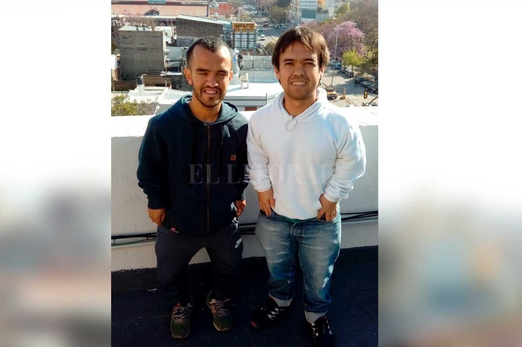 Dos paranaenses participarán de la Copa América de talla baja