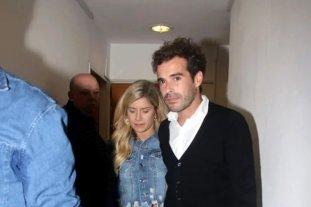 Las primeras imágenes de Laurita Fernández y Nicolás Cabré como novios