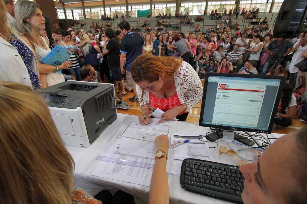 Se definió el cronograma de concursos de ingreso y ascenso docente de Santa Fe