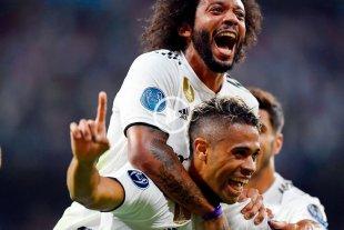 Finalizó la primera fecha de la Champions League -  -