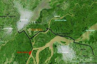 El puente Santa Fe-Paraná está  previsto en el Presupuesto 2019 -  -