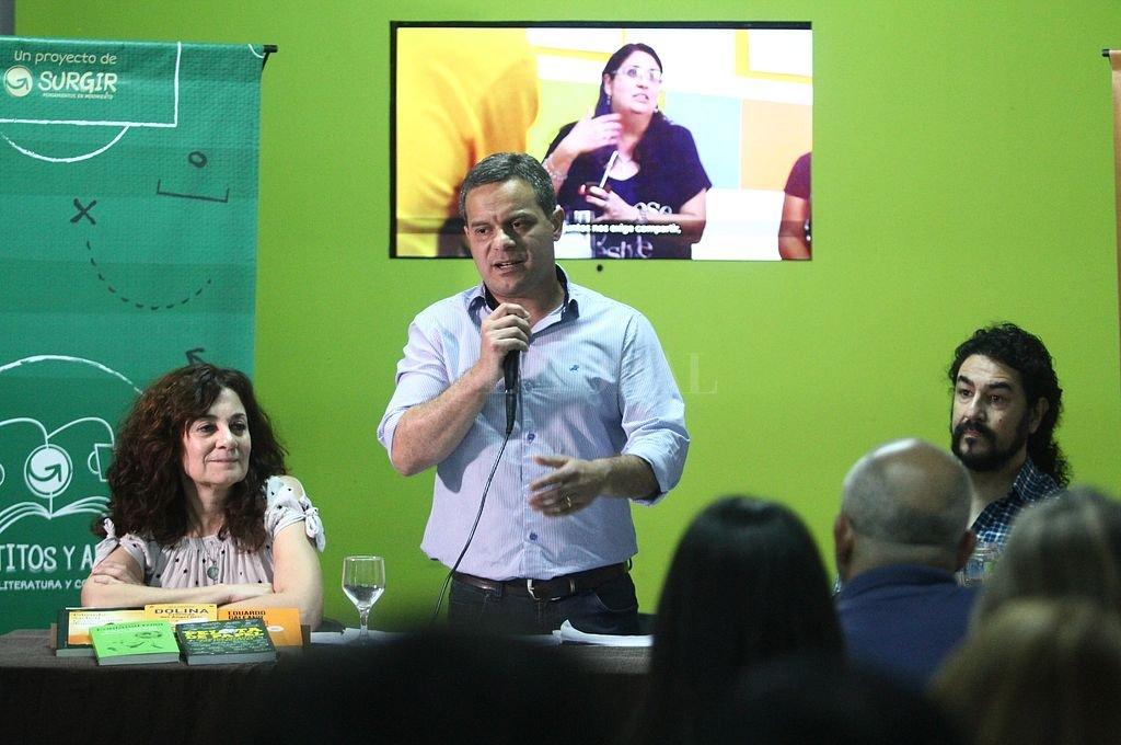"""Presentaron una nueva edición del proyecto """"Cortitos y al pie"""""""