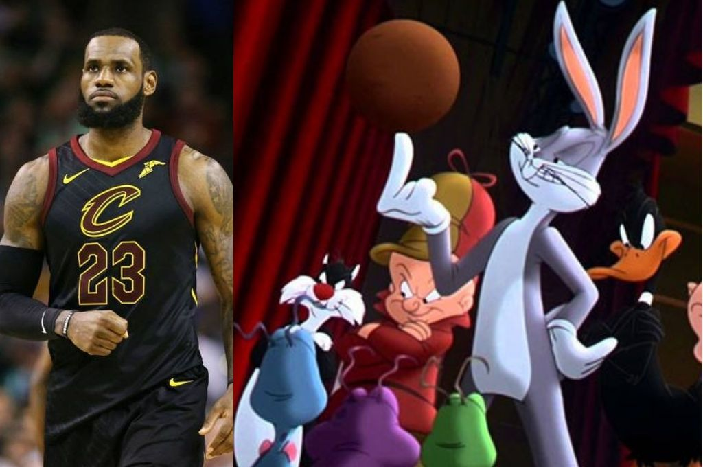 Confirmado: habrá Space Jam 2 y actuará LeBron James