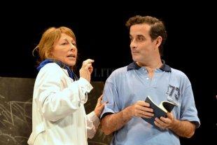 """Teatro para el fin de semana - """"Acassuso"""", dirigida por Sergio Cangiano.  -"""
