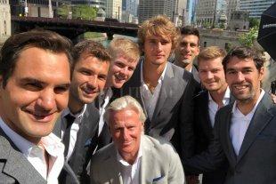 Sin Del Potro y sin Nadal, este fin de semana se juega la Laver Cup 2018